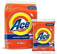 Ace Detergente en Polvo 4Kg + 750gr