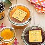 Avery Printable Square Labels - Great for Jar