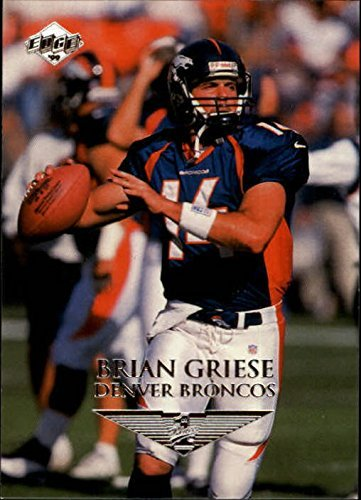 (1999 Collector's Edge Millennium Collection Odyssey #49 Brian Griese)