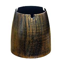 Yafeco Cigar Ashtray,Outdoor/Patio/Indoor/Bar/KTV Ash Tray,