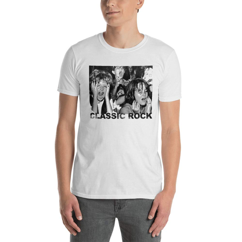 Classic Rock Gifts Tees Fan Short-Sleeve Unisex T-Shirt