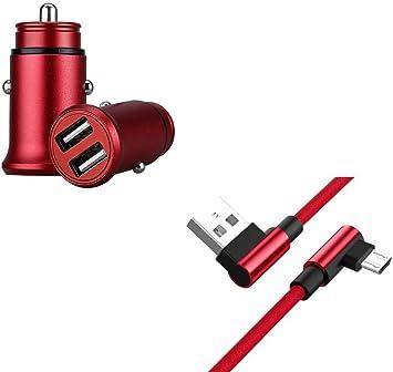 Pack para XIAOMI REDMI 7 Smartphone Micro USB (Carga rápida 90 + ...