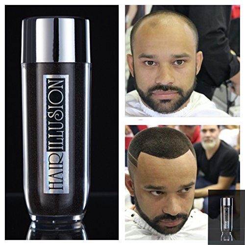 ILLUSION Hair FibersNot Synthetic Formulation