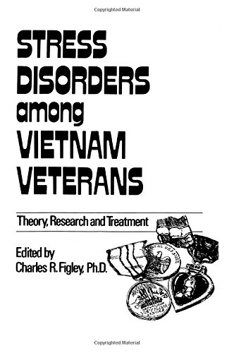 Stress Disorders Among Vietnam Veterans: Theory, Research, (Psychosocial Stress Series) by Brand: Routledge