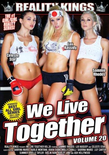 We Live Together  Dvd