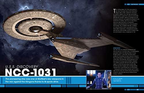 Star Trek Designing Shipyards Starfleet Ships 2151-2293 Book Eaglemoss englisch