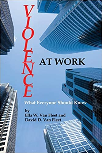 Violence At Work: What Everyone Should Know