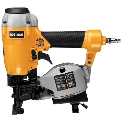 - BOSTITCH BRN175 15 Degree Coil Roofing Nailer