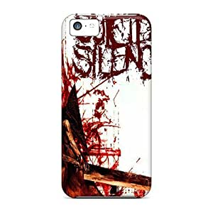 Durable Case For The Iphone 5c- Eco-friendly Retail Packaging(suicide Silence)