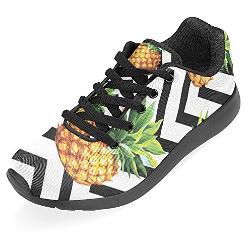 InterestPrint Womens Jogging Running Sneaker Lightweight Go Easy Walking Casual Comfort Running Shoes Multi 27 W9Vwj7