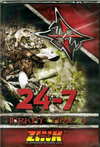 Avian X 24-7 Turkey Time 4 - Time Turkey