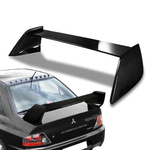 2002-2007 Mitsubishi Evolution EVO 8/9 Full Carbon Fiber Rear Trunk Spoiler