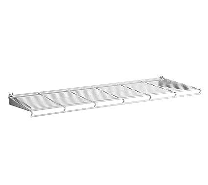 ClosetMaid 2283 ShelfTrack Book Shelf Kit 36 Inches White