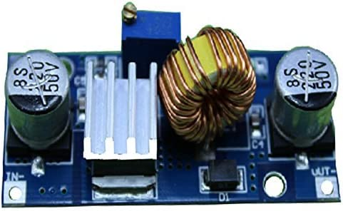 5A DC-DC Adjustable Step Down Power Supply Module Buck Adapter/& Converter 180KHz
