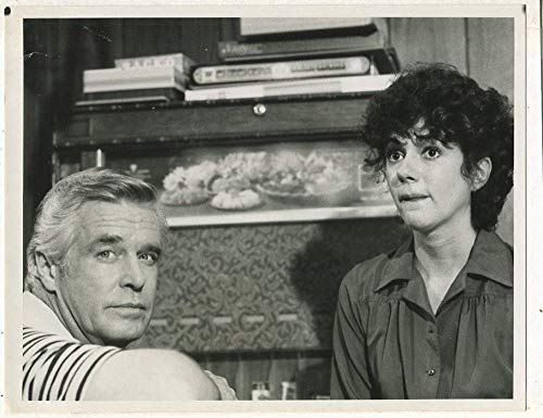 George Peppard Margaret Impert- Crisis In Mid-Air 1979 CBS TV press photo MBX45