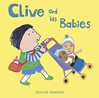 Book Cover: Clive and His Babies