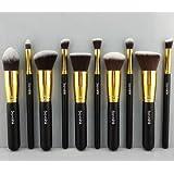 Kit 15 Pinceis Maquiagem Profissional Importado - Qualidade