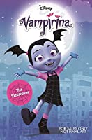 Disney Vampirina Cinestory Comic