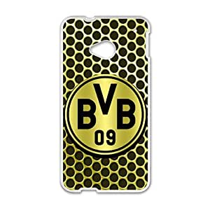 SANYISAN Yellow BVB 09 Bestselling Hot Seller High Quality Case Cove Hard Case For HTC M7