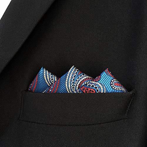 shlax&wing - Corbata - para hombre Azul azul petróleo Talla única ...