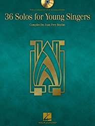 36 Solos for Young Singers Pap/Com by Boytim, Joan Frey (2001) Paperback