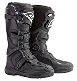 O'Neal Element Mens MX Offroad Boots Black 9 USA