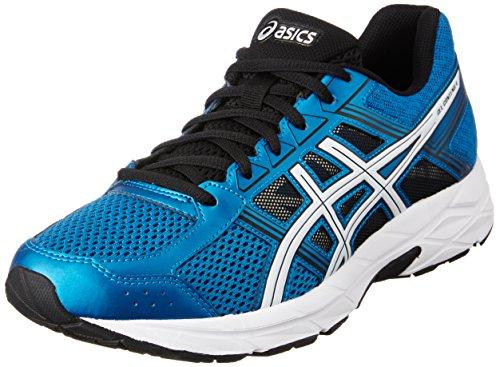 ASICS Men's Gel-Contend 4, Thunder Blue/White/Black Thunder Blue/White/Black