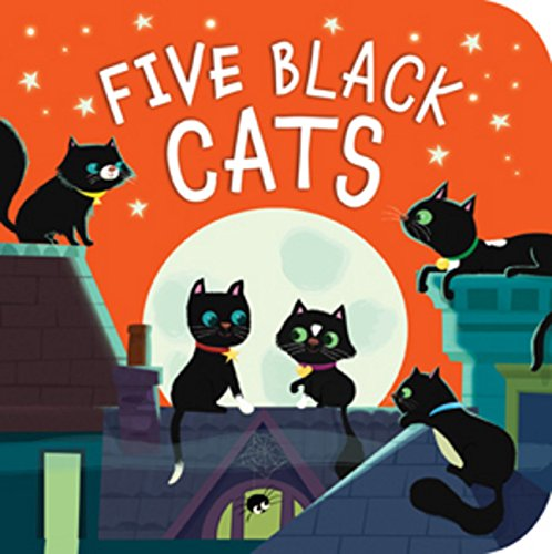 Five Black Cats -