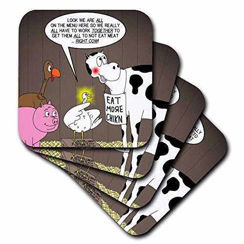 Rich Diesslins Funny Out to Lunch Cartoons - Farm Animal ...