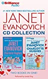 Janet Evanovich CD Collection: Full Bloom, Full Scoop