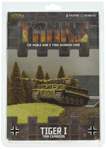 Tanks German Tiger 1 Tank Expansion ()