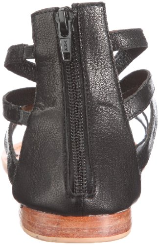 H Fashion Schwarz CWU233 Damen Black Sandalen CWU233 C of C California H Colors Sandalen qWxCFHEwZp