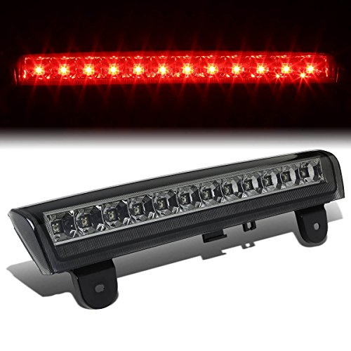 Chevrolet Tahoe Z71 (Chevy Tahoe / Suburban / GMC Yukon GMT800 High Mount LED 3rd Brake Light (Smoke Lens))