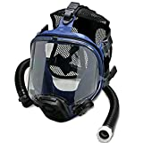 Allegro Industries 9902 SAR Full Face Mask, High Pressure, Standard