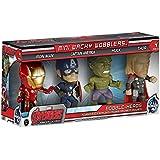Funko Wacky Wobbler: Avengers 2 Mini Action Figure (Pack of 4)