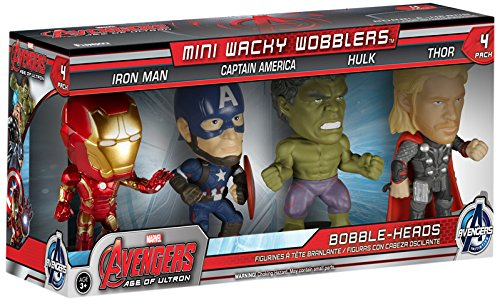 Funko Wacky Wobbler: Avengers 2 Mini Wobbler Action Figure