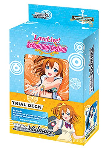 Love Live! feat. School idol festival Trial Deck