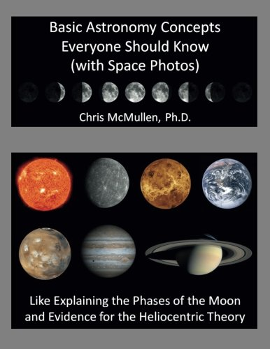Basic Astronomy Concepts Everyone Should Know (with Space Photos): Like Explaining the Phases of the Moon and Evidence f