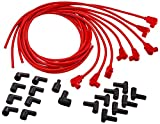 Taylor Cable 70251 Red Universal 8mm Pro-Wire Resistor Wi...