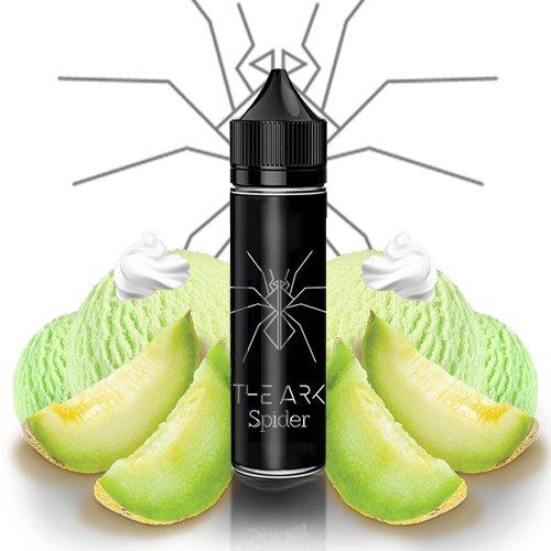 The Ark E- Liquido Cigarrillo Electronico/E Juice/Vape Juice/Shisha Juice - Sin Nicotina y Sin Tabaco - 0mg (Spider): Amazon.es: Salud y cuidado personal