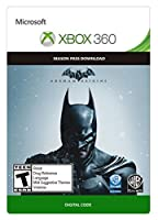 Batman: Arkham Origins Season Pass - Xbox 360 Digital Code