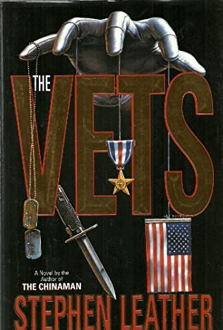 book cover of The Vets
