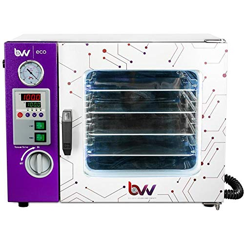 0.9CF BVV ECO Vacuum Degassing Oven by BEST VALUE VACS