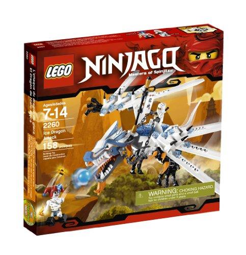 LEGO Ninjago Dragon Attack 2260