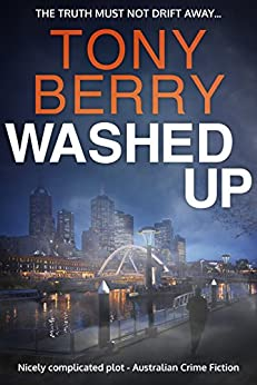 Washed Up (A Bromo Perkins Mystery Book 2) by [Berry, Tony]
