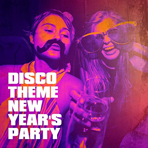 Disco Theme New Year's Party -