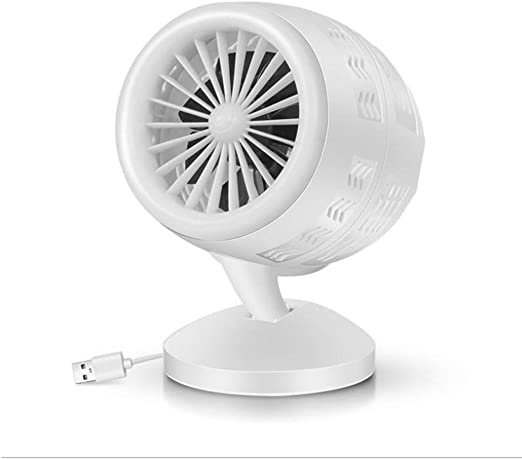 FLIPPED Ventilador USB PequeñO, Ventilador De Escritorio De ...