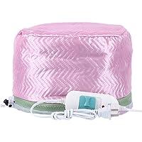 Majome Bouchon électrique de vapeur de cheveux, protection de contrôle de température de traitement thermique