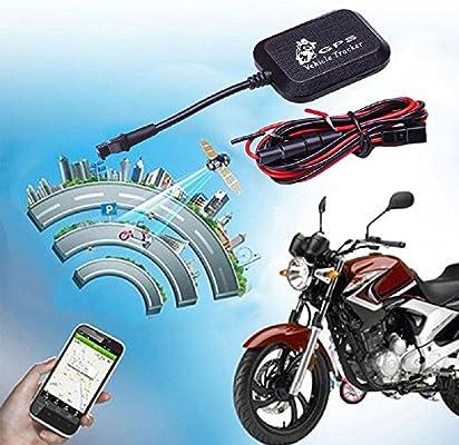 GPS Tracker Coche Moto para Bicicleta GPS Tracker SMS Tronco de ...
