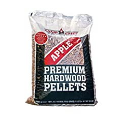 Camp Chef pellets offer better flavor and a more efficient burn. Why? Unlike most pellets available, Camp Chef pellets are not a byproduct but rather 100% pure virgin hardwood. No oils, chemicals or binders added. The kiln dried process creat...
